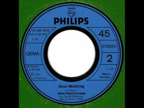 Rimshots Whatnauts Band Whos Got The Monster Soul Walking