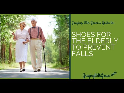 What are the Best Shoes for Seniors and the Elderly?