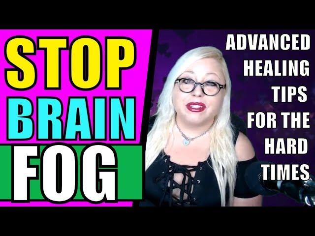 Brain Fog: Depersonalization, Depression, Anxiety After