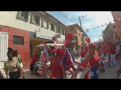 San Pedro Parades for Belize 32nd Independence Anniversary