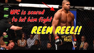 Alistair Overeem TOP 5 KNOCKOUTS in UFC MMA || fight matrix
