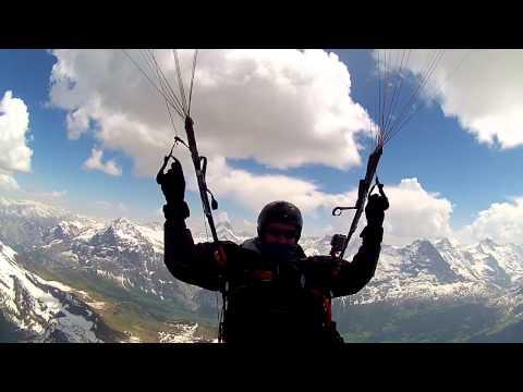 Grindelwald-First to Interlaken 09/06/2014 Part2