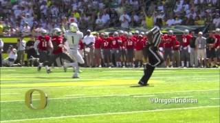 New 2013 Oregon Ducks Football Game Day Pump Up