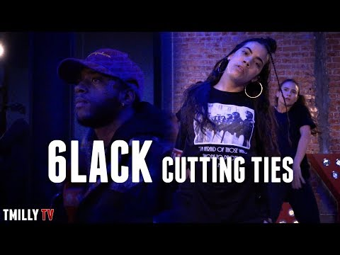 6LACK - Cutting Ties - Nicole Kirkland Choreography | Ft. 6LACK #TMillyTV
