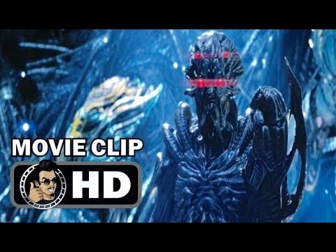 BEYOND SKYLINE Movie Clip - Things Are Looking Up Kid (2017) Frank Grillo Sci-Fi Action Movie HD