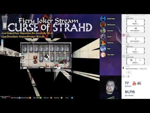 Curse of Strahd Part 16