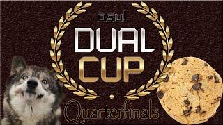 SHOWER - osu! Dual Cup Quarterfinals w/ Cookiezi