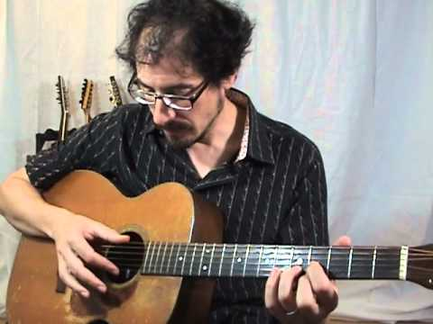 "Blues Genealogy: ""Key to the Highway"" - Blues Guitar Lessons - David Hamburger"