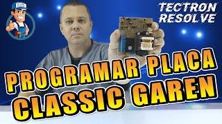 Placa Classic da Garen Unisystem   Programação e ajustes