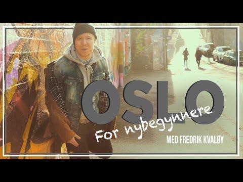 Fredrik Kvaløy – Oslo for nybegynnere