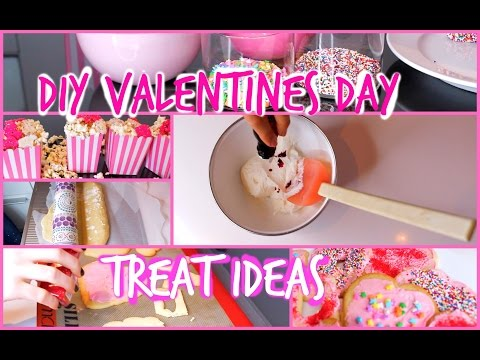 3 DIY Valentines Day Treats thumbnail