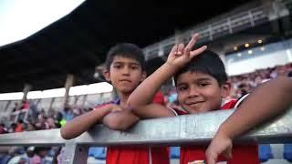 Imágenes de la gran fiesta del Sudamericano Sub-20 - Chile 2019