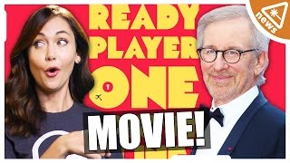 Steven Spielberg & Ready Player One: Everything you need to know! (Nerdist News w/ Jessica Chobot)