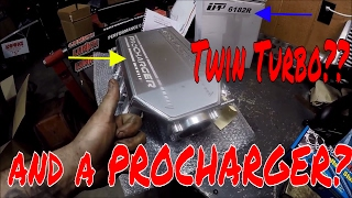 Twin Turbo C7 Z06 And A ProCharger??