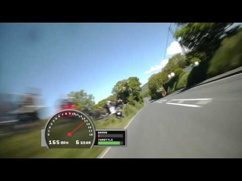 自転車の 自転車レース 事故 車 : マン島TTレース 「電動バイクで ...