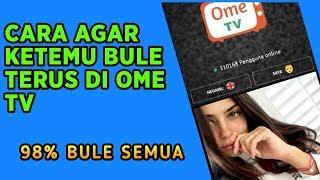 Gambar cover Cara Main OME TV Agar KETEMU BULE TERUS di Android