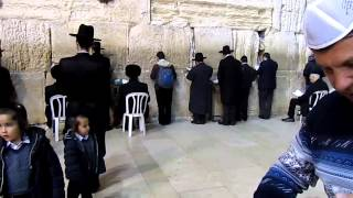 Иерусалим Стена плача(Это видео создано с помощью видеоредактора YouTube (http://www.youtube.com/editor), 2014-02-08T10:14:01.000Z)