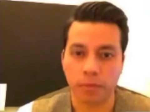 Daniel Arriaga Interview