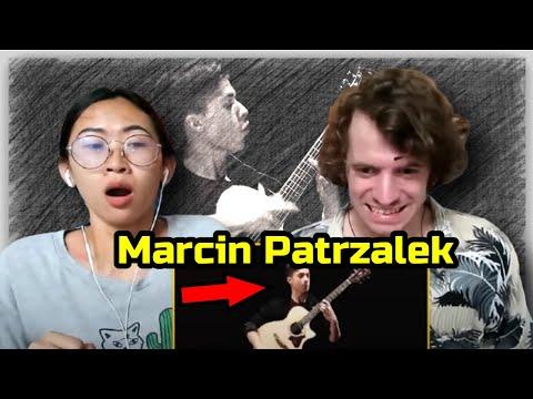 Marcin Patrzalek - Beethoven's 5th Symphony On One Guitar | Polish Prodigy | REACTION