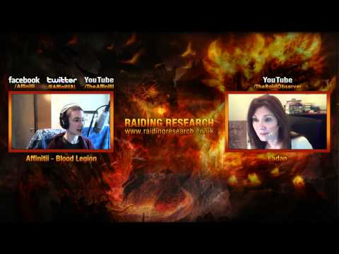 Raiding Research LIVE interview! - 1 / 6
