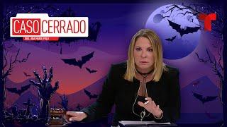 ESPECIAL DE HALLOWEEN 😱👻🎃⚰️🏚️ | Caso Cerrado | Telemundo