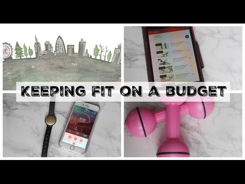 How to get FIT on a BUDGET | My Top 5 Personal Tips!
