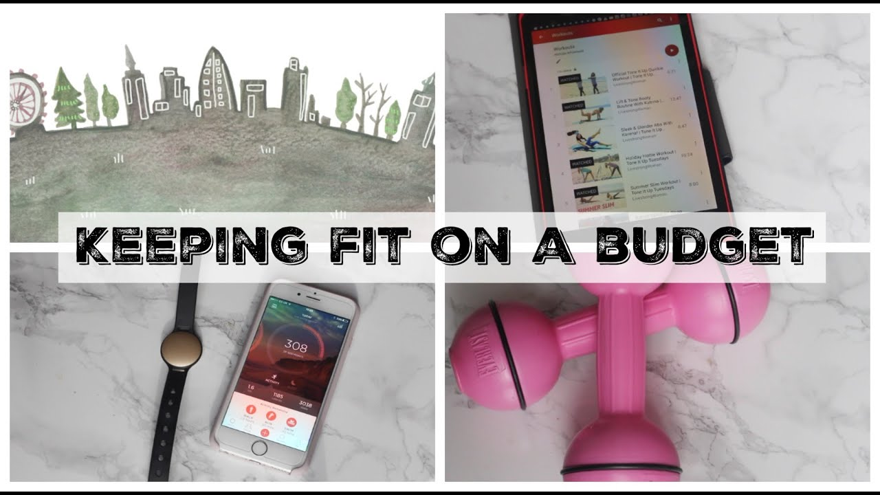 How To Get Fit On A Budget: The New 1 Exercise Range Hitting The UK Now