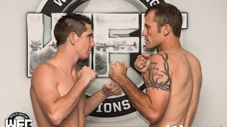WFC 41 | Steven Siler Vs Jack Montgomery Grand Sierra Resort Reno, NV June 27, 2015