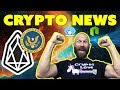 Crypto NOT a Security | $EOS to $33 | $PRL $NEO $VEN