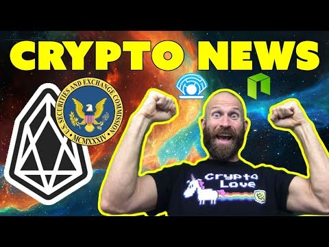 Crypto NOT a Security | EOS to $33 | $PRL $NEO $VEN