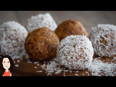 Lemon Coconut Bliss Balls Easy Vegan Snack Recipe!
