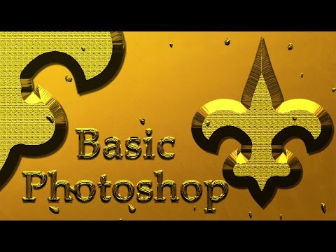 #55 Bevel and Emboss in adobe Photoshop Golden Text