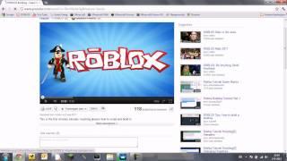 Roblox´s Channel Update video 2-9-2011 + Stickmasterluke is Admin