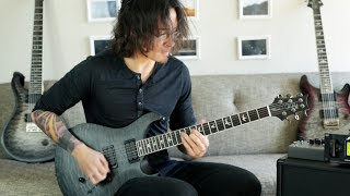 Periphery - Reptile (Guitar Playthrough)