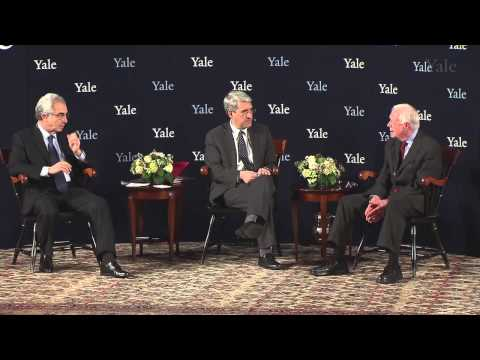 Jimmy Carter, 39th President of the United States: Public Presentation at Yale