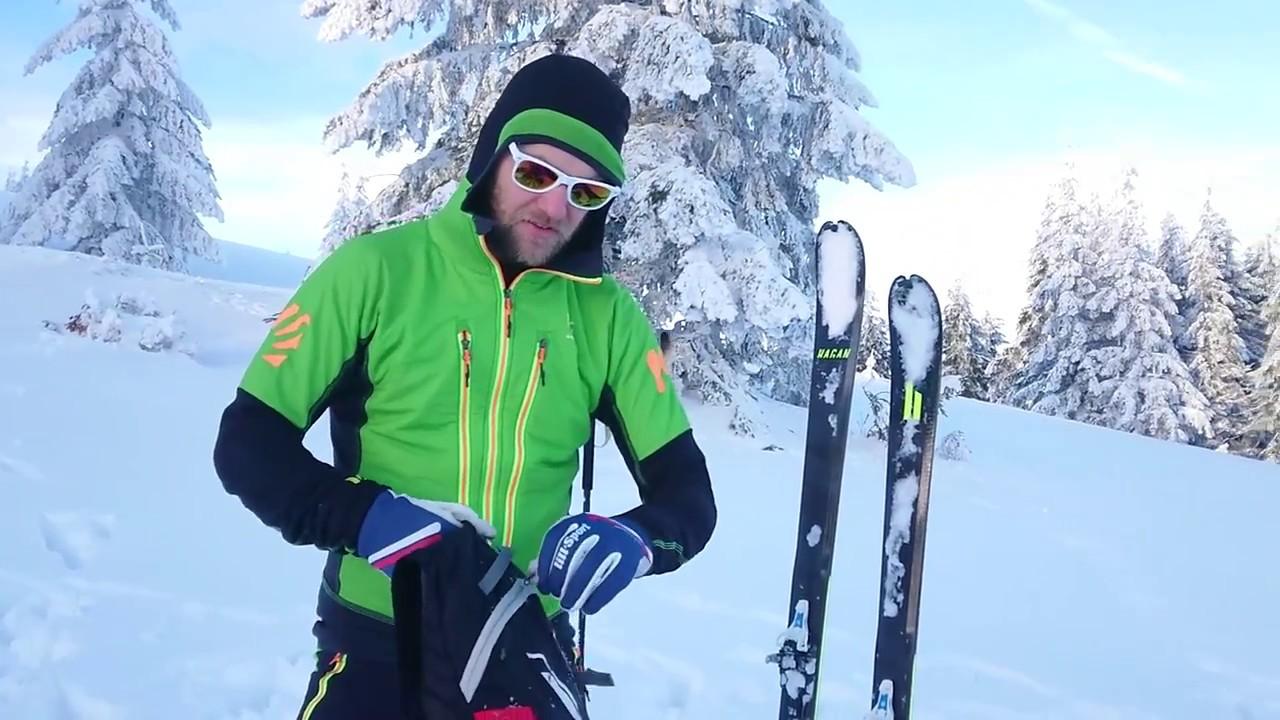 1a3da4a893 Skialp seriál  3  Nohavice a bunda vhodné na rýchle tempo pre skialpinizmus  a skitouring