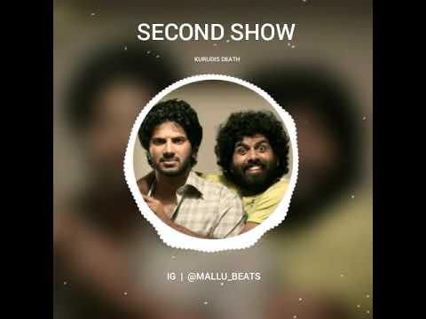 Second Show Malayalam Movie BGM | Dulquer Salmaan | Kurudis Death BGM