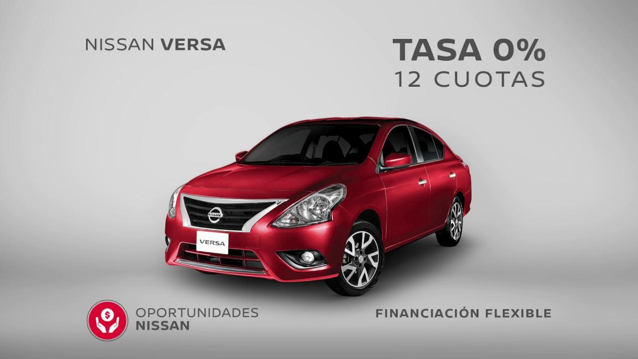 Nissan VERSA 0KM