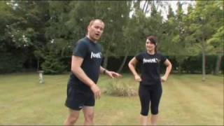 Jogging techniques