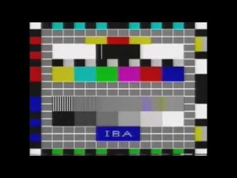 Scottish In-Vision Closedown and IBA Testcard Junction (August 14th 1987)