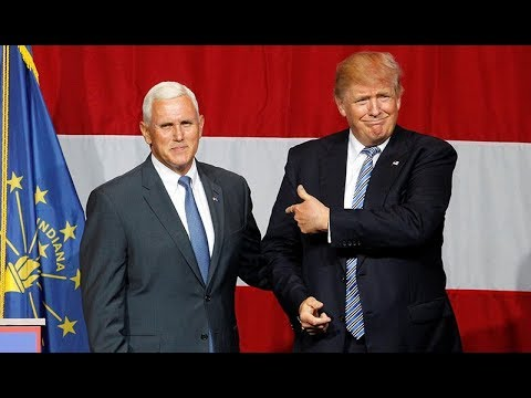 Trump Ridicules Mike Pence for Being Religious