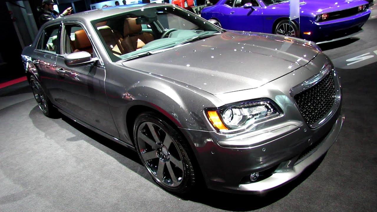 2013 Chrysler 300 Srt8 Exterior And Interior Walkaround
