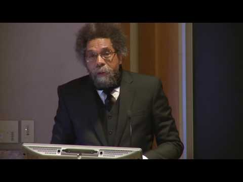 Dr. Cornel West - Intellectual Vocation and Political Struggle in the Trump Moment