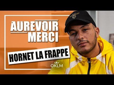 Youtube: Hornet La Frappe – AUREVOIR MERCI