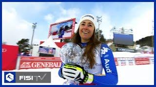 Sofia Goggia conquista la Coppa di Discesa Libera!