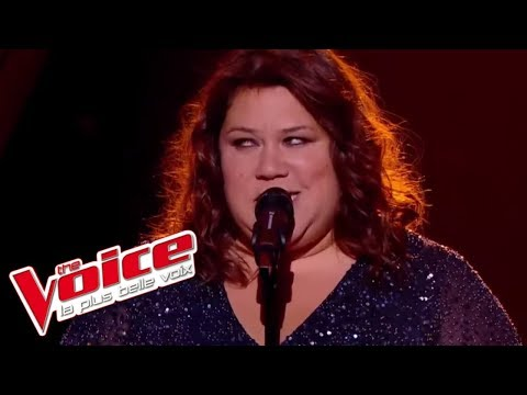 Audrey - « Grace Kelly » (Mika) | The Voice France 2017 | Live