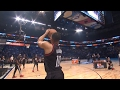 Eric Gordon Scores 24 in 1st Round of 2017 JBL 3-Point Contest | 02.18.17