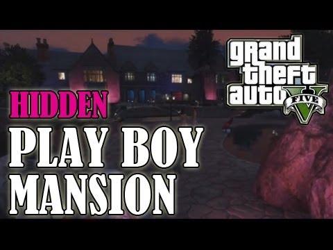 gta 5 hidden playboy mansion 39 easter egg 39 location. Black Bedroom Furniture Sets. Home Design Ideas