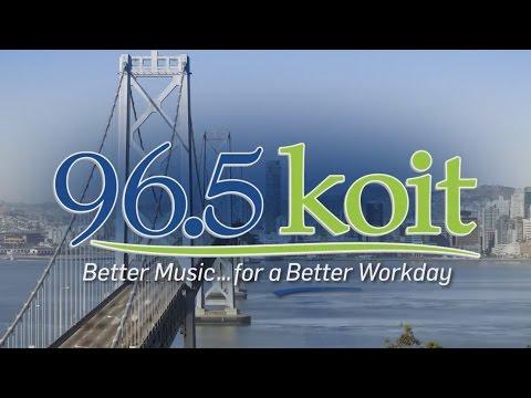 96.5 KOIT TV Commercial (Summer 2016 :30 A) (KOIT-FM San Francisco)