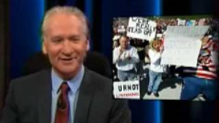 Bill Maher on a year of ridiculous republicans